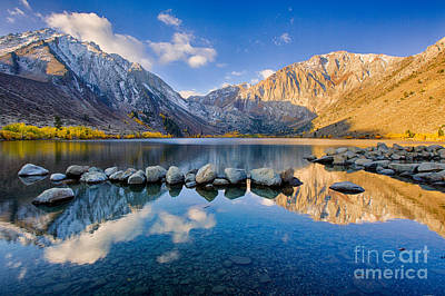 Convict Lake 2 Art Print