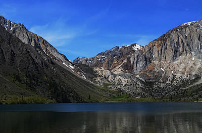 Carter Lake Photograph - Convict Lake- Breeze by See My  Photos