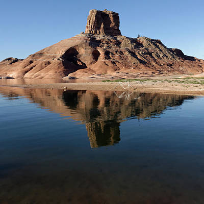Photograph - Cookie Jar Butte 2 by Julie Niemela