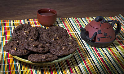 Photograph - Cookies And Tea by Wayne Meyer
