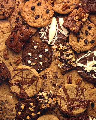 Photograph - Cookies Any One by Gary De Capua