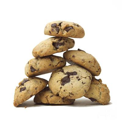Cookies Art Print by Bernard Jaubert