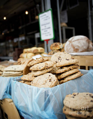 Amsterdam Market Photograph - Cookies by Ivy Ho