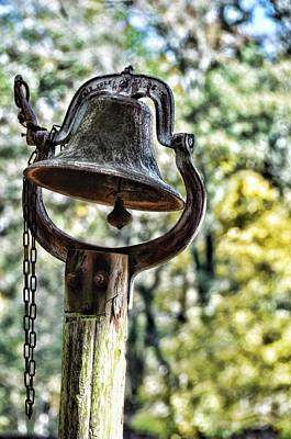 Photograph - Cooks Dinner Bell by Jan Amiss Photography