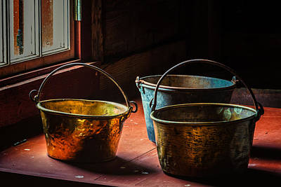 Photograph - Cookware by Thomas Hall