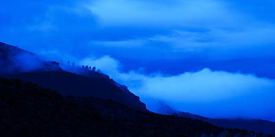 Photograph - Cool Blue by John McArthur
