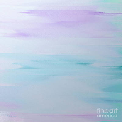 Digital Art - Cool Breeze by Andee Design