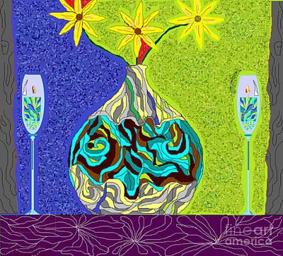 Digital Art - Cool Decor by Lewanda Laboy