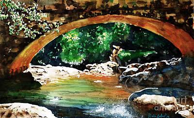 Painting - Cool Down by Marisa Gabetta
