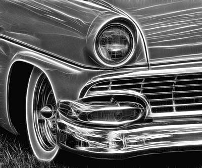 Photograph - Cool Ford 2 by Wes and Dotty Weber