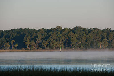 Photograph - Cool October Morning by Dale Powell