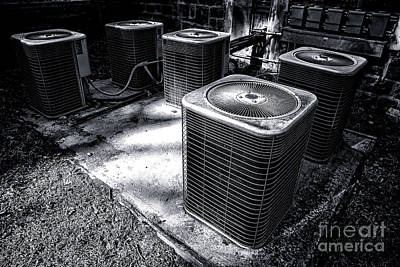 Commercial Photograph - Cooling Power by Olivier Le Queinec