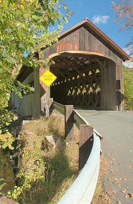 Photograph - Coombs Bridge by Caroline Stella
