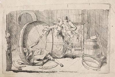 Cooper, P. Tonnet Print by P. Tonnet