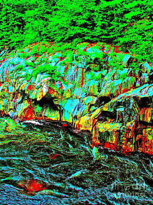 Photograph - Coos Canyon 337 by George Ramos