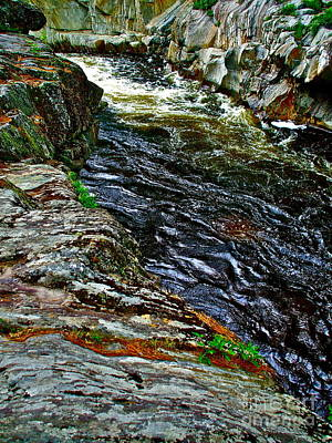 Photograph - Coos Canyon 346 by George Ramos