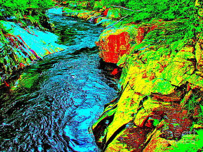 Photograph - Coos Canyon 348 by George Ramos