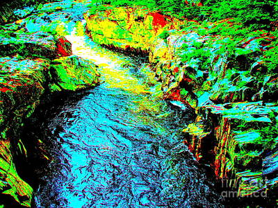 Photograph - Coos Canyon 358 by George Ramos