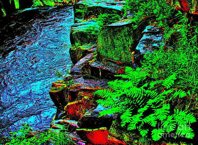 Photograph - Coos Canyon 367 by George Ramos