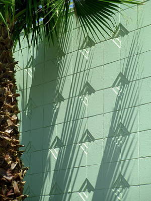 Photograph - Copa Shadows by Randall Weidner