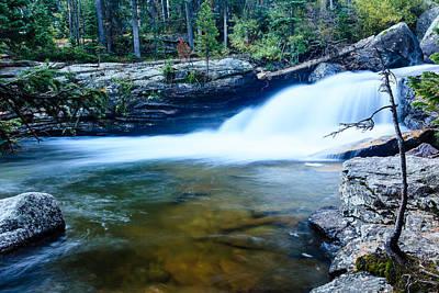 Photograph - Copeland Falls by Ben Graham