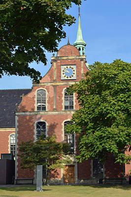 Copenhagen Denmark Church Of Holmen Art Print