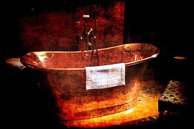 Copper Bath Original by Chris Smith