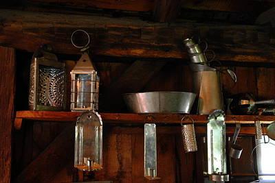 Photograph - Copper Craft by Jacqueline M Lewis