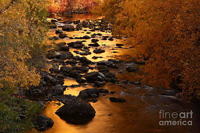 Photograph - Copper Creek H by Bill Singleton