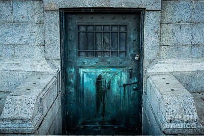 Photograph - Copper Door 1 by Susan Cole Kelly