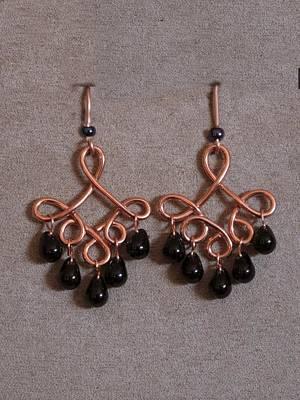 Copper Drops  14a Original