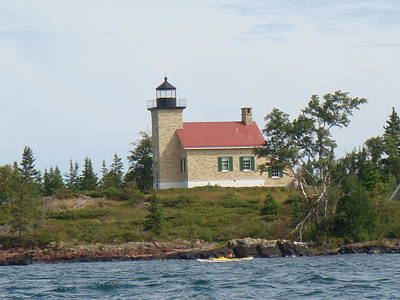 Photograph - Copper Harbor Lighthouse 7 by Bonfire Photography