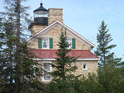 Photograph - Copper Harbor Lighthouse 9 by Bonfire Photography