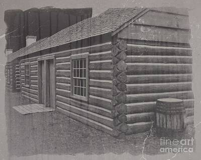 Digital Art - Copper Harbor Quarters V by Tim Richards