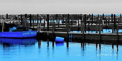 Digital Art - Copper Harbor by Tim Richards
