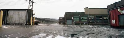 Mamiya Photograph - Copper Mill Compound by Chuck Salvatore