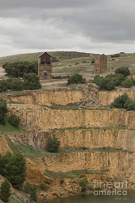 Photograph - Copper Mine by Linda Lees