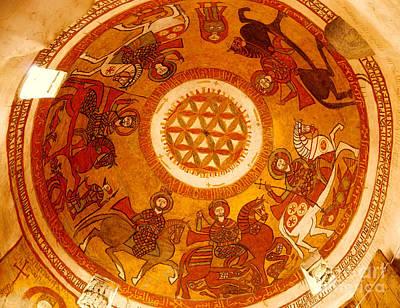 Coptic Martial Saints Art Print