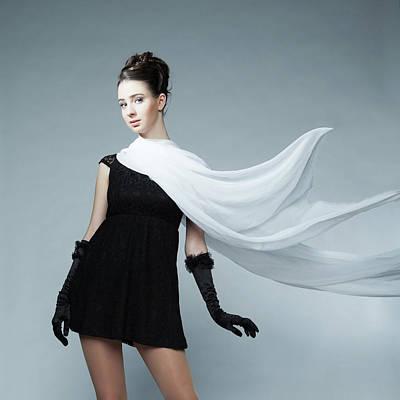 Photograph - Coquette by Ilia-art