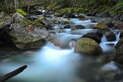 Randy Moss Photograph - Coquihalla River 2 by Randy Giesbrecht