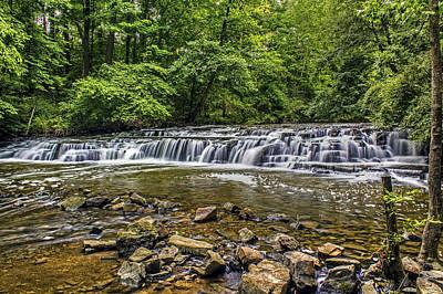 Corbett's Glen Waterfall 2 Original