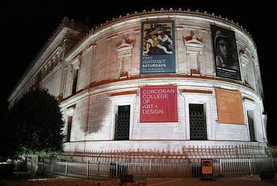 Corcoran Gallery Of Art Art Print