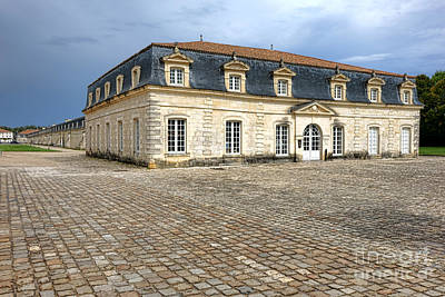 Arsenal Photograph - Corderie Royale by Olivier Le Queinec