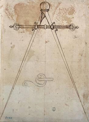 On Paper Photograph - Cordini Antonio Known As Antonio Da by Everett