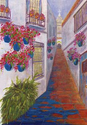 Painting - Cordoba by Jamie Frier