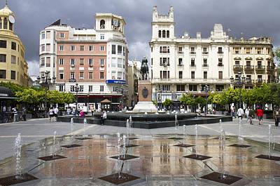 Photograph - Cordoba Spain City Centre by Nathan Rupert
