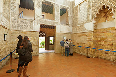 Fourteenth Photograph - Cordoba, Spain.  The Synagogue by Ken Welsh