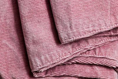 Corduroy Trousers Art Print by Tom Gowanlock