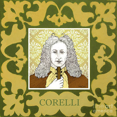 Corelli Art Print by Paul Helm