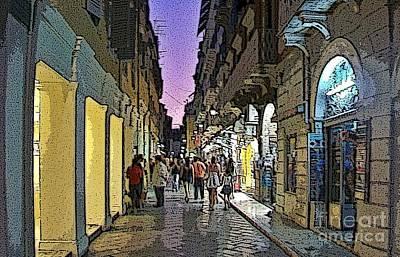 Photograph - Corfu-77 by Rezzan Erguvan-Onal
